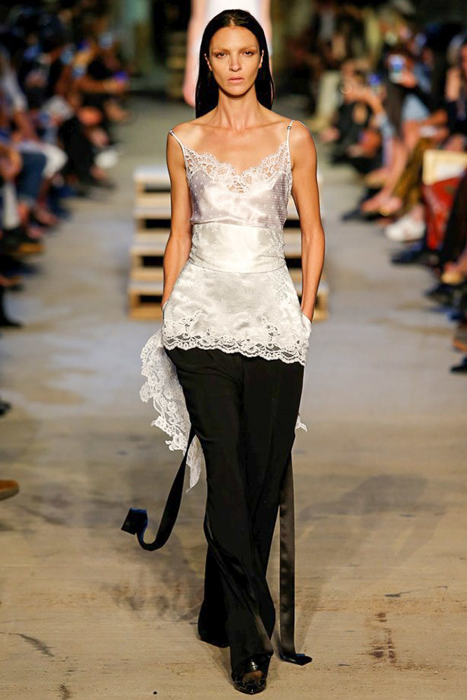 Givenchy Ready To Wear SS 2016 NYFW (1)