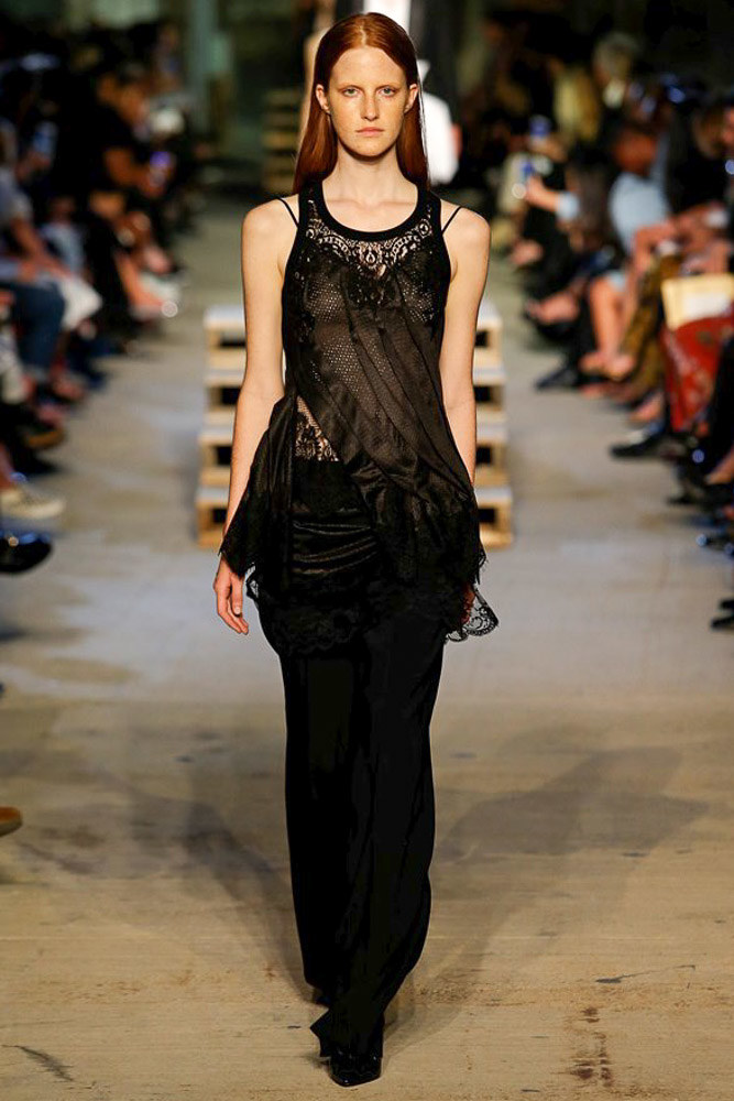 Givenchy Ready To Wear SS 2016 NYFW (21)