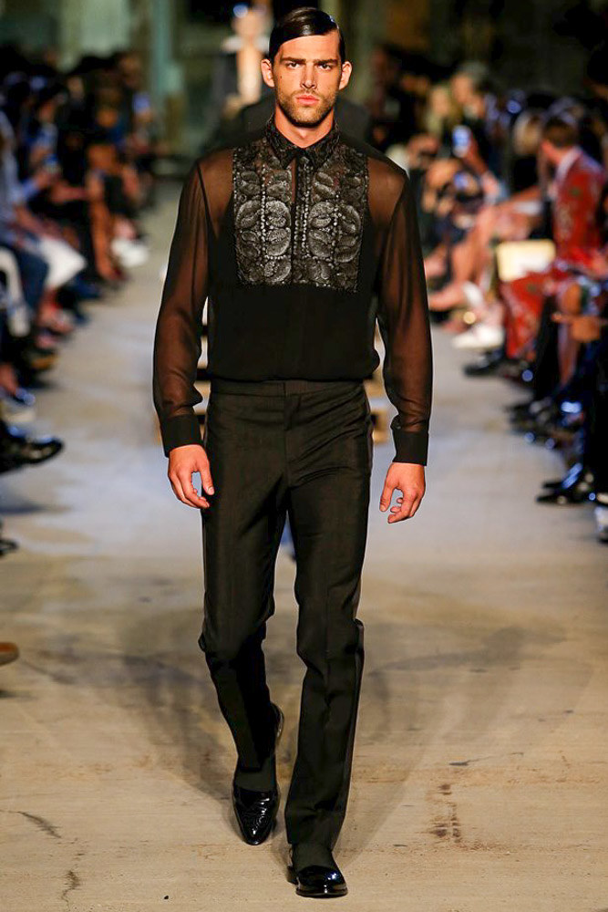 Givenchy Ready To Wear SS 2016 NYFW (37)