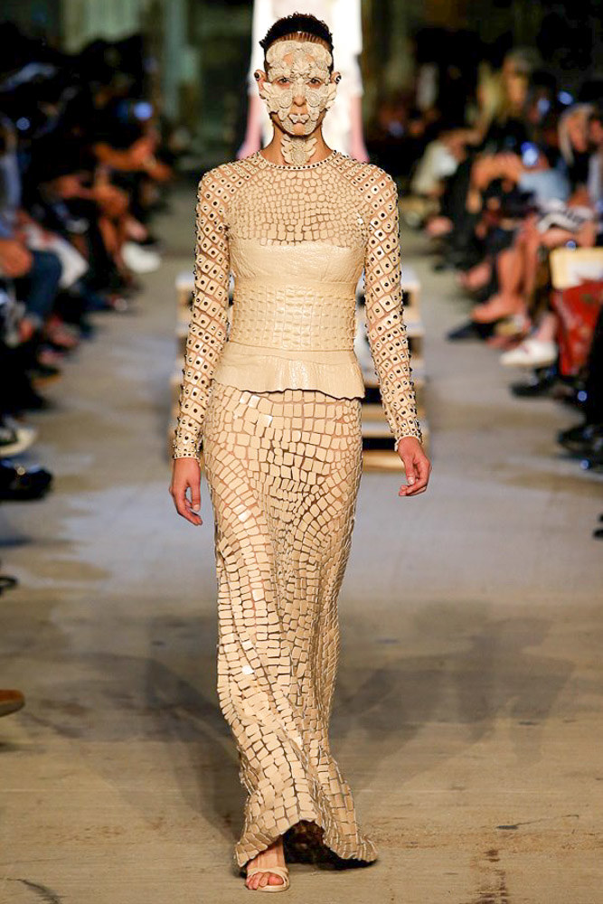 Givenchy Ready To Wear SS 2016 NYFW (45)