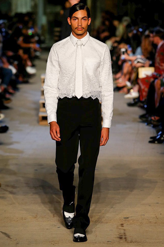 Givenchy Ready To Wear SS 2016 NYFW (53)