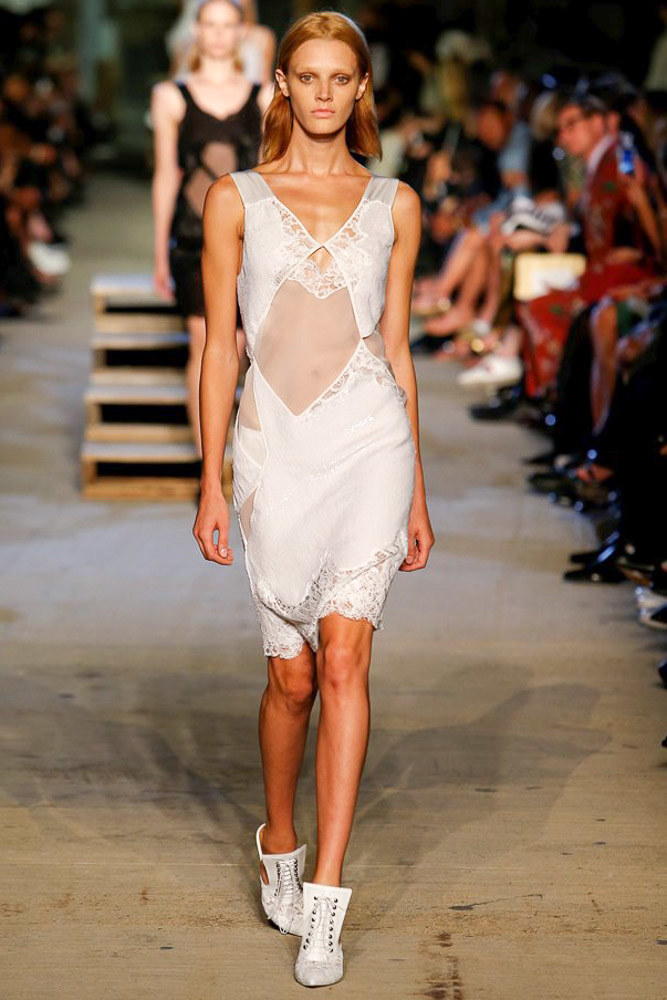 Givenchy Ready To Wear SS 2016 NYFW (58)