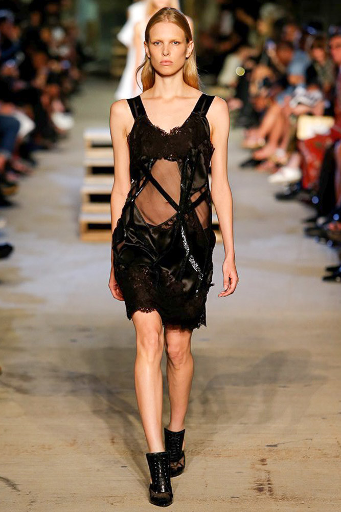 Givenchy Ready To Wear SS 2016 NYFW (59)