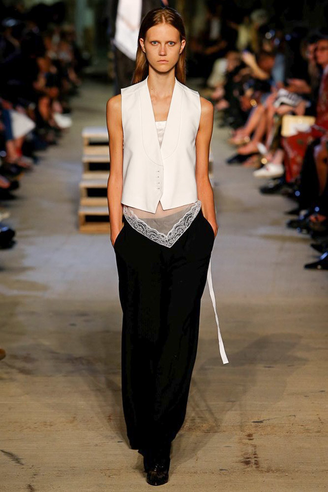 Givenchy Ready To Wear SS 2016 NYFW (62)