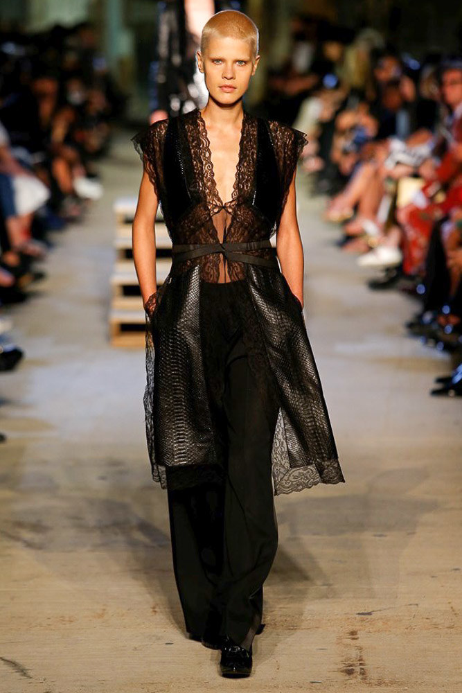 Givenchy Ready To Wear SS 2016 NYFW (66)