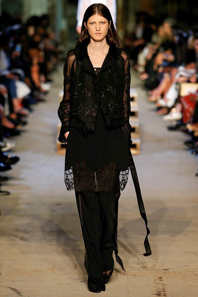 Givenchy Ready To Wear SS 2016 NYFW (72)