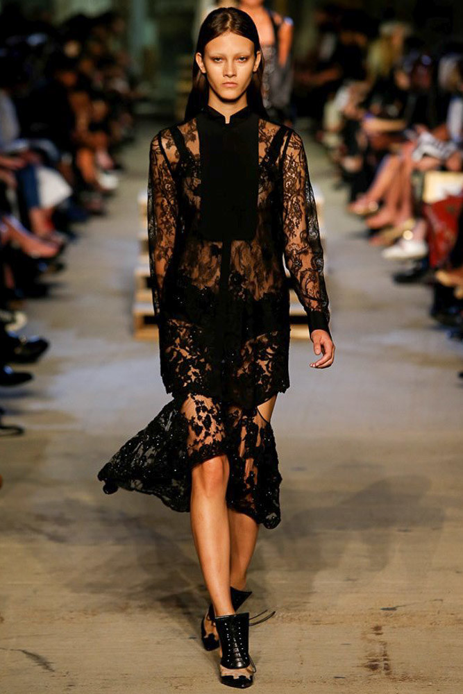 Givenchy Ready To Wear SS 2016 NYFW (75)