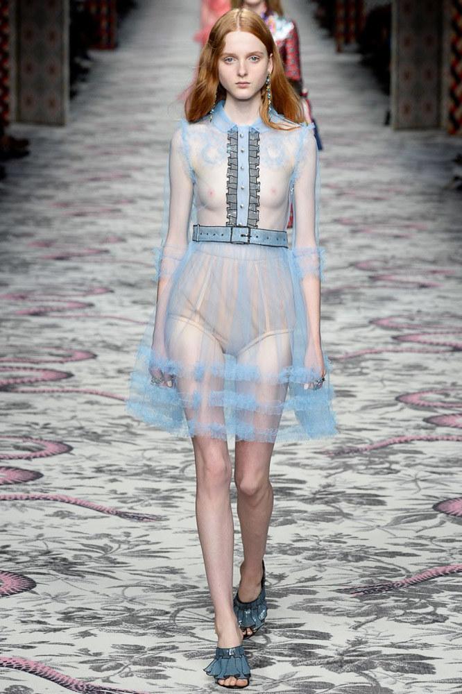 Gucci Ready To Wear SS 2016 MFW (27)