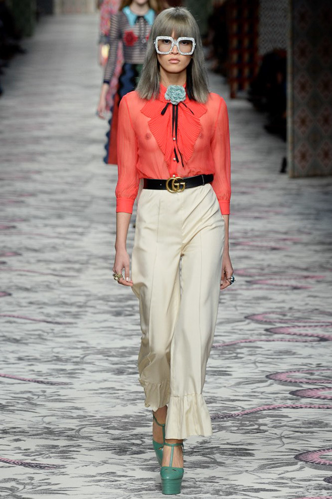 Gucci Ready To Wear SS 2016 MFW (59)