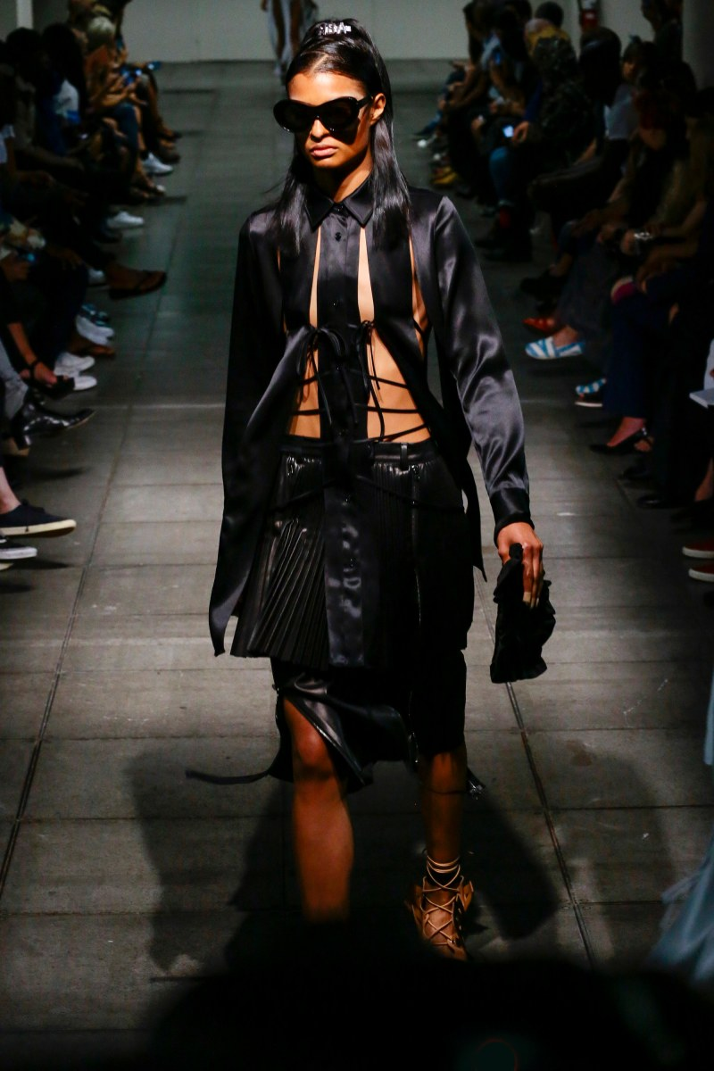 Hood by Air Ready To Wear SS 2016 NYFW (20)