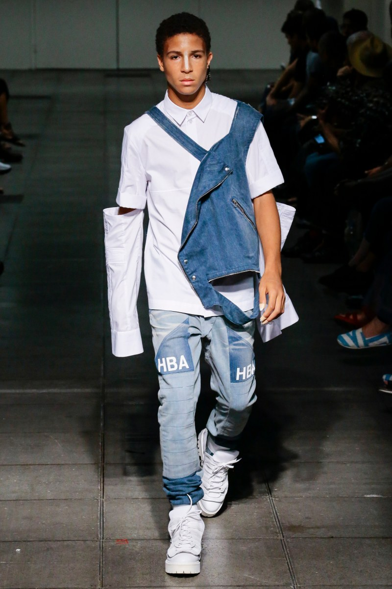Hood by Air Ready To Wear SS 2016 NYFW (40)