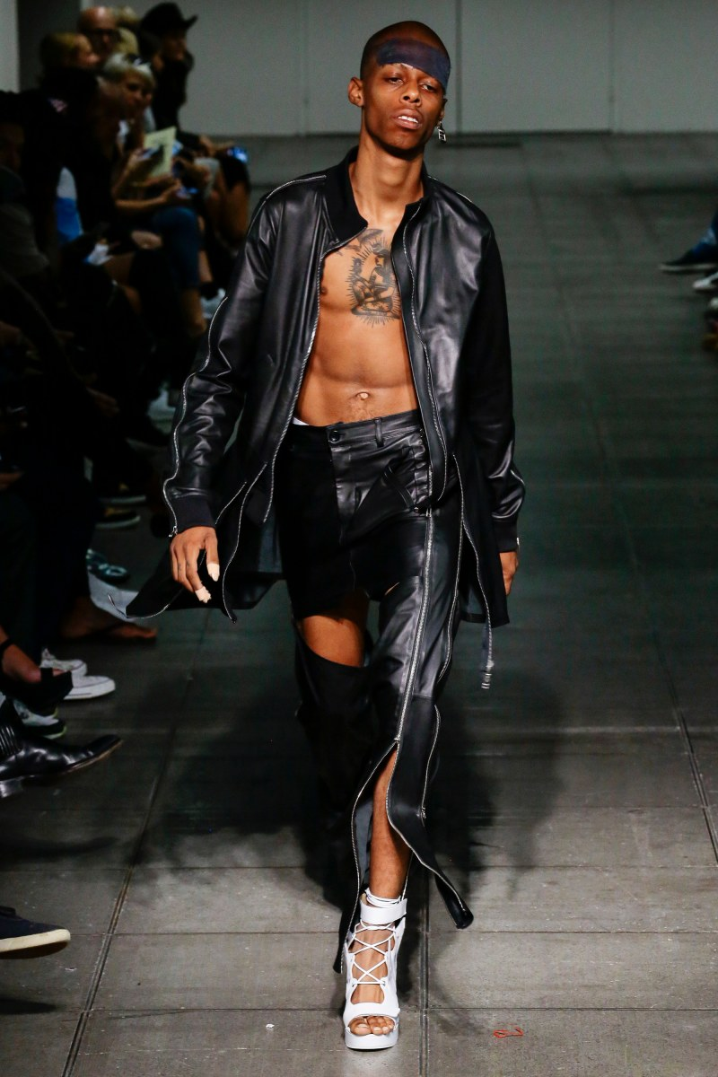 Hood by Air Ready To Wear SS 2016 NYFW (45)