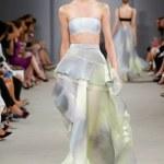 J. Mendel Ready To Wear S/S 2016 NYFW