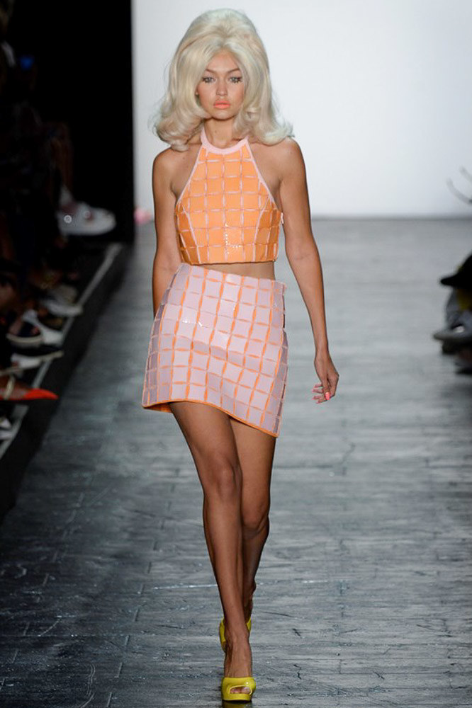 Jeremy Scott Ready To Wear SS 2016 NYFW (1)