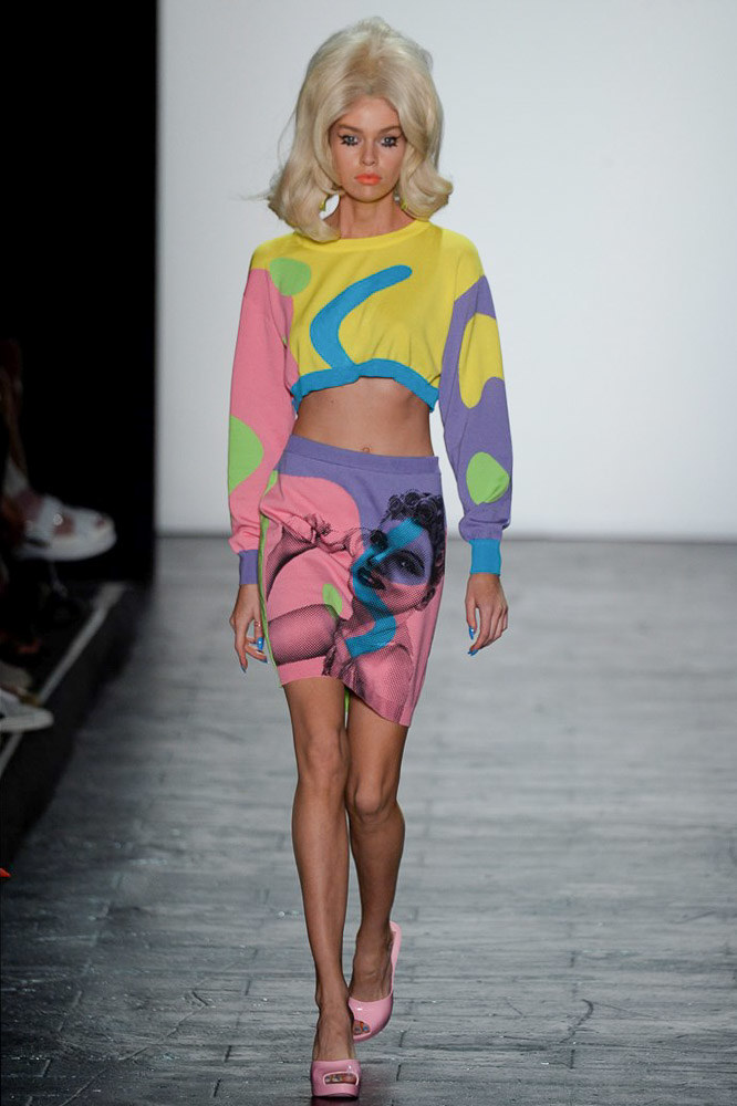Jeremy Scott Ready To Wear SS 2016 NYFW (9)