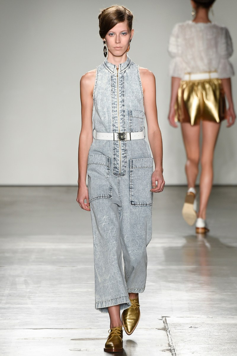 Karen Walker Ready To Wear SS 2016 NYFW (5)