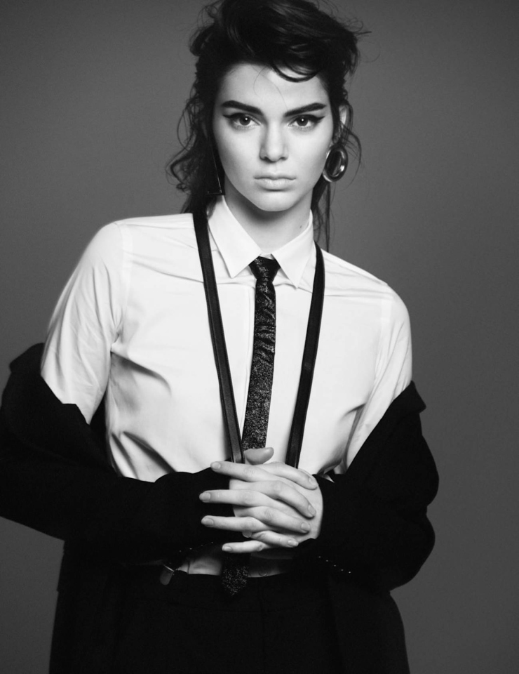 Kendall Jenner by David Sims (5)
