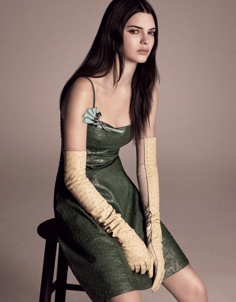 Kendall Jenner by Iango Henzi & Luigi Murenu (3)