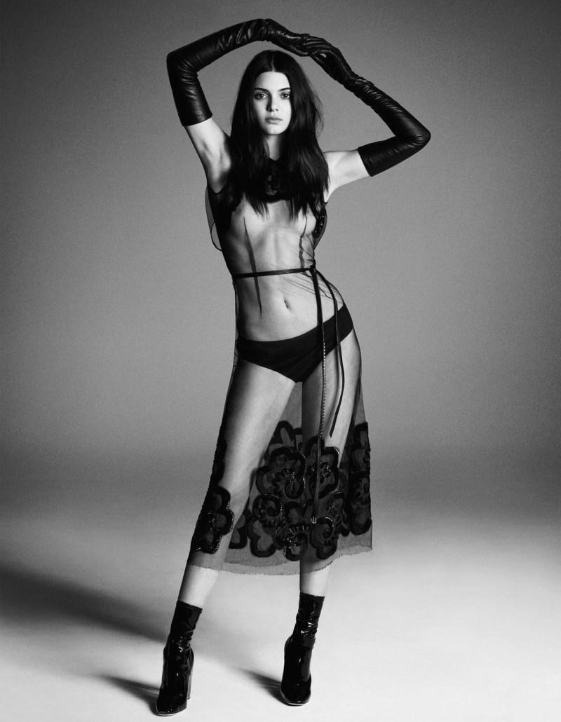 Kendall Jenner by Iango Henzi & Luigi Murenu (4)