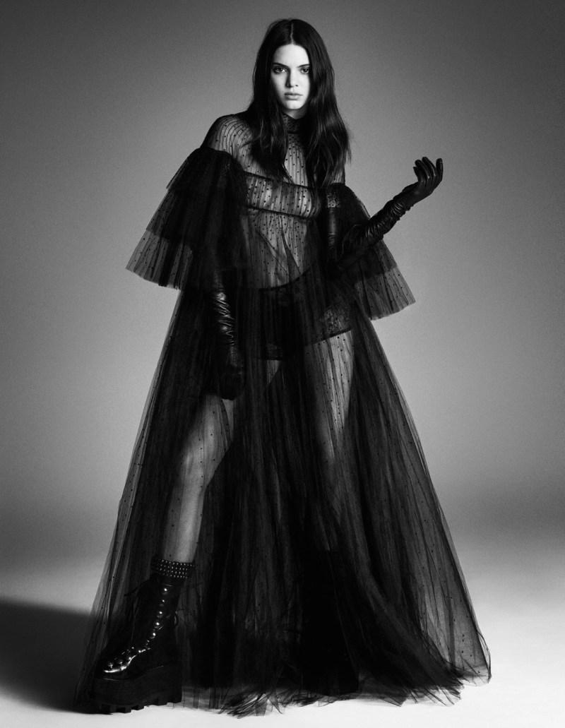 Kendall Jenner by Iango Henzi & Luigi Murenu (5)