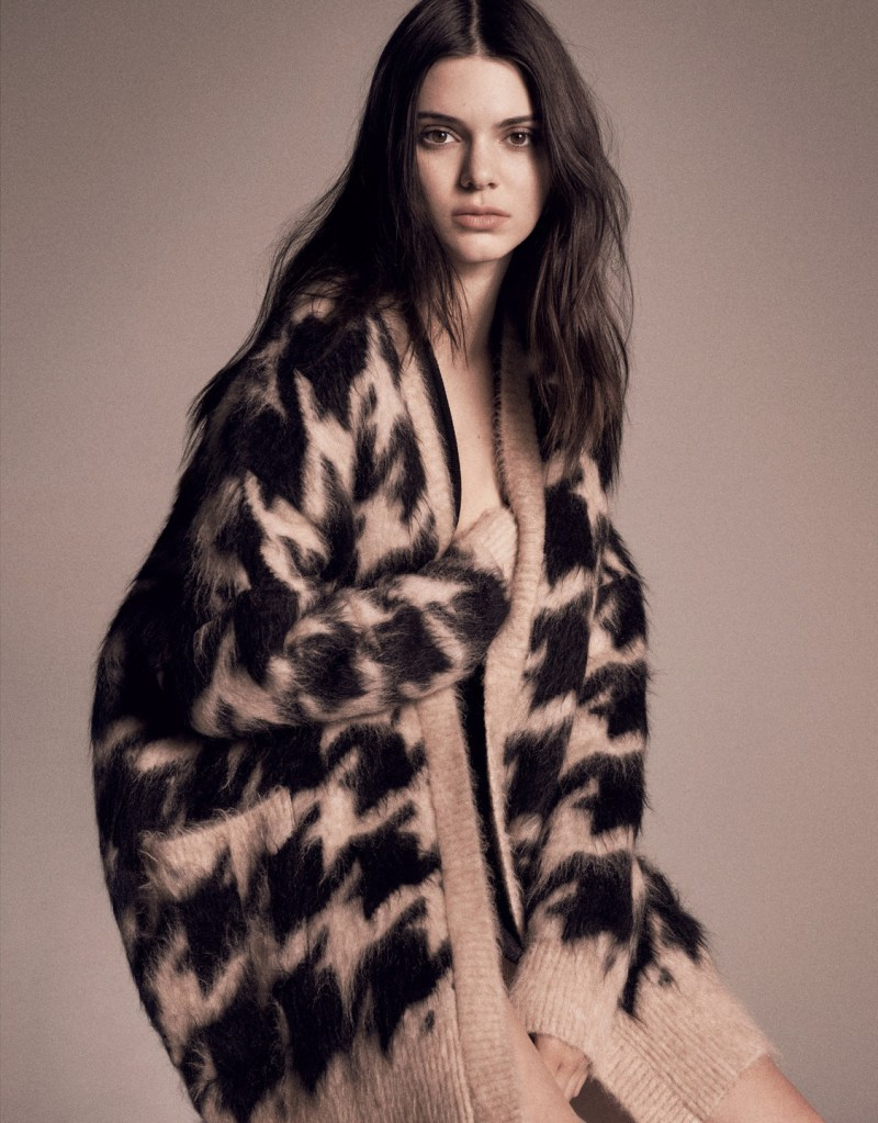 Kendall Jenner by Iango Henzi & Luigi Murenu (7)