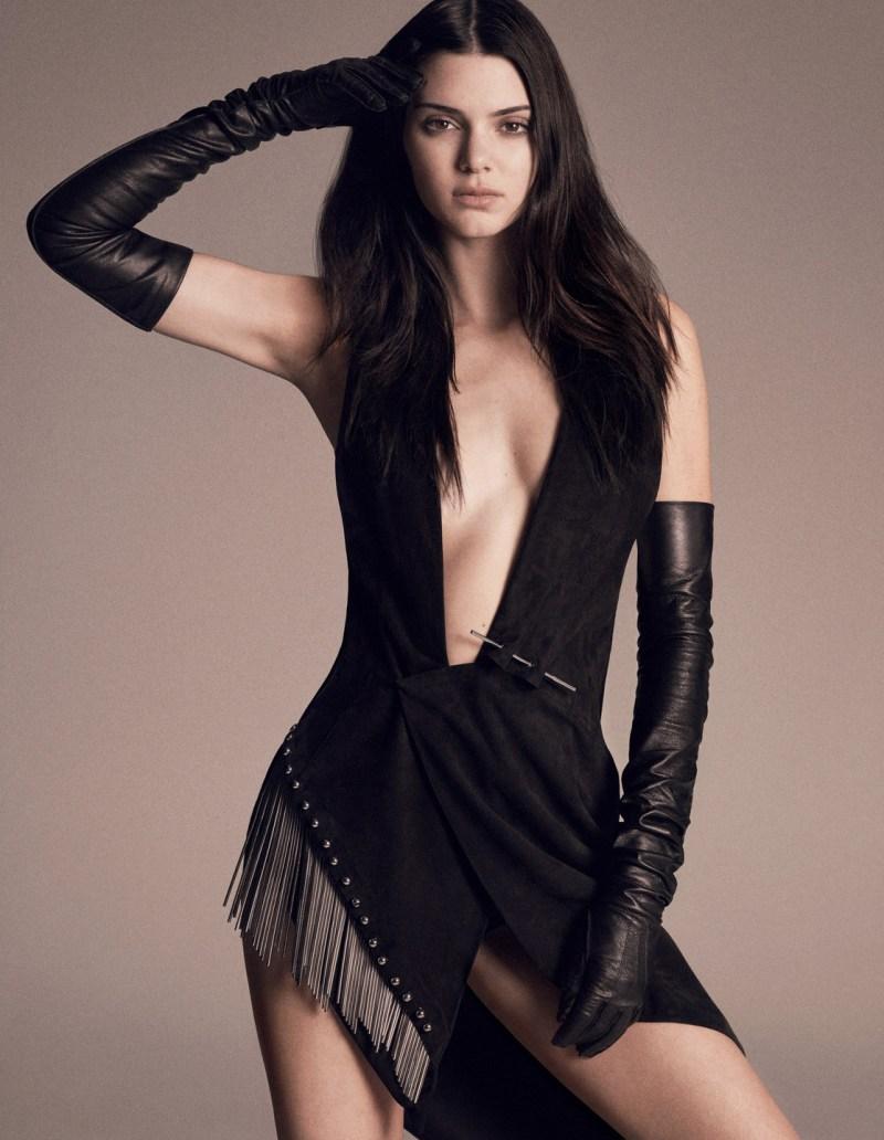 Kendall Jenner by Iango Henzi & Luigi Murenu (8)