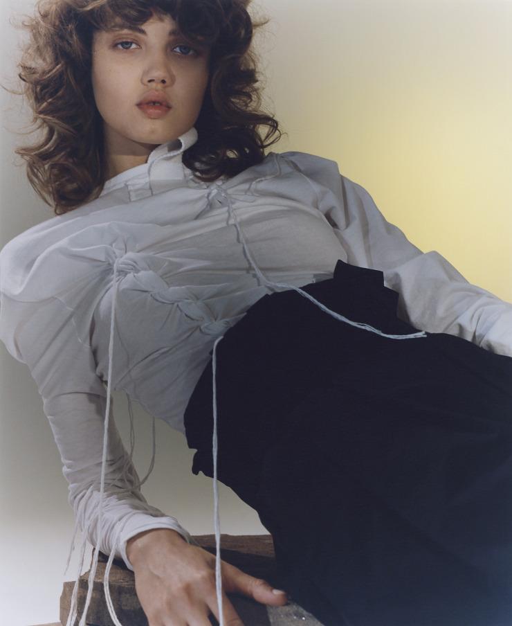 Lindsey Wixson by Janneke van der Hagen (3)