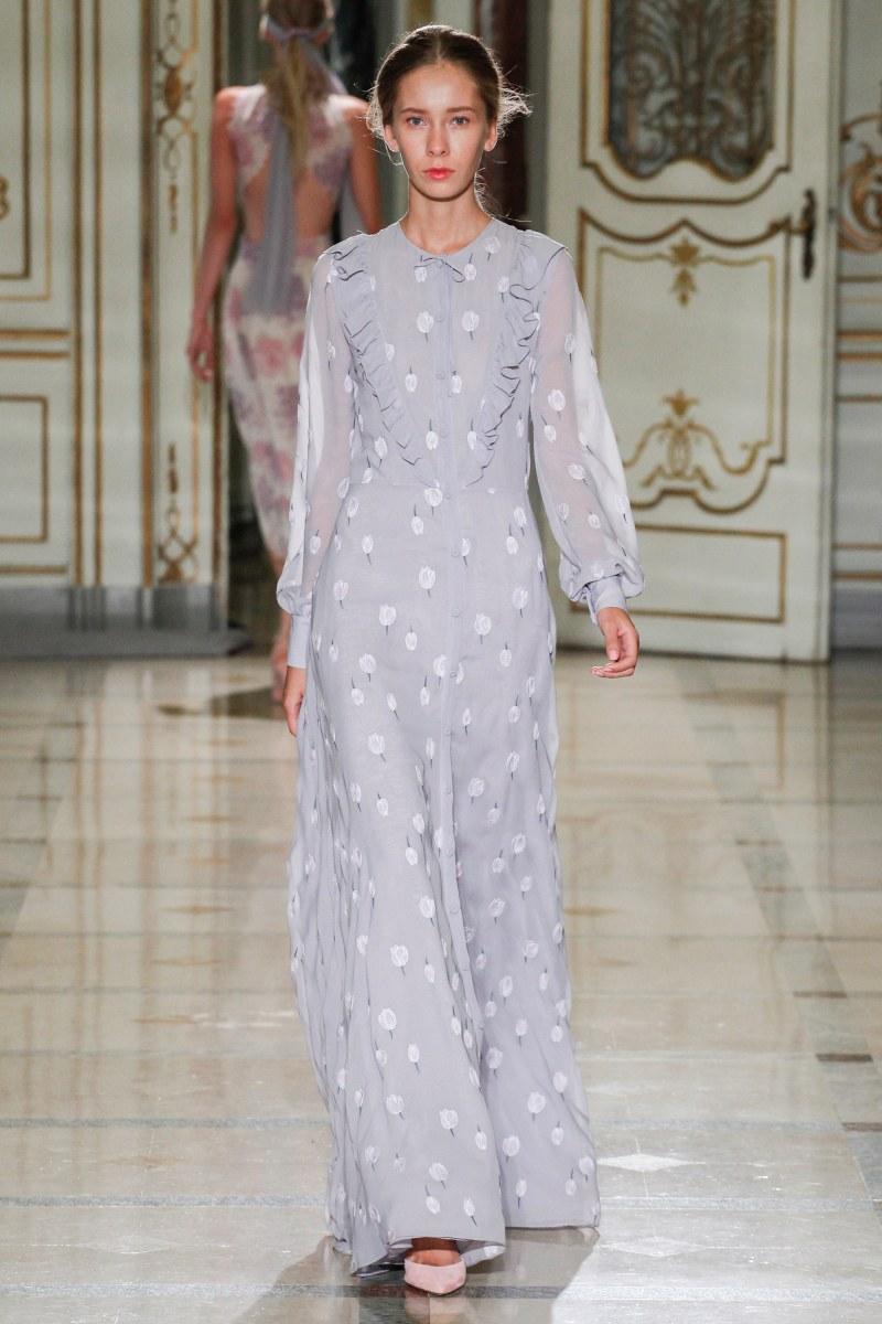 Luisa Beccaria Ready To Wear SS 2016 MFW (13)