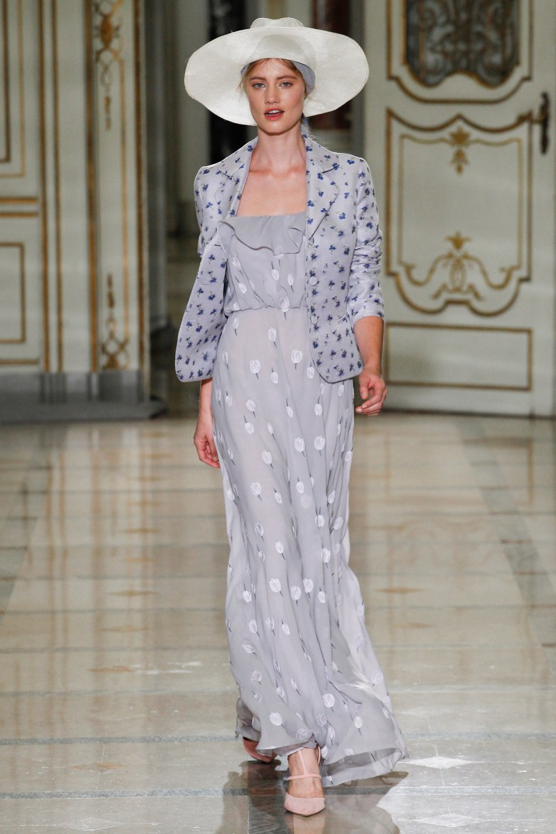 Luisa Beccaria Ready To Wear SS 2016 MFW (15)