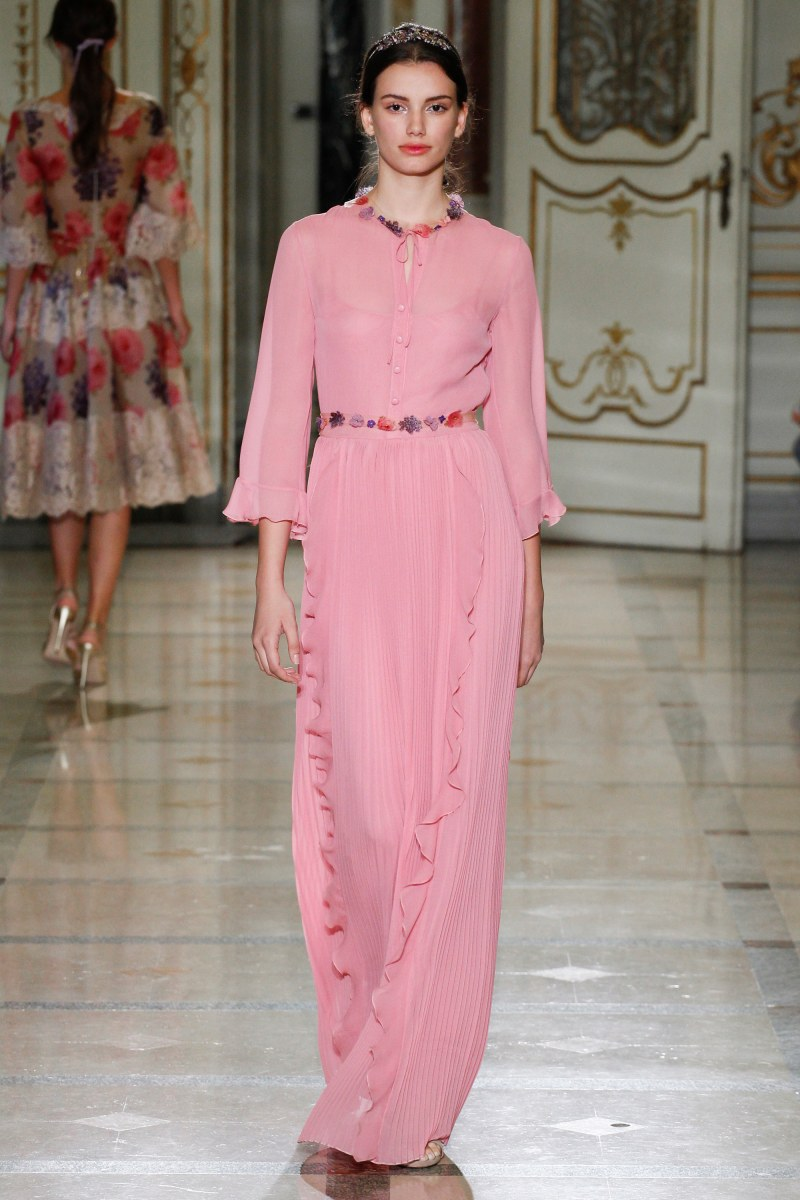 Luisa Beccaria Ready To Wear SS 2016 MFW (29)