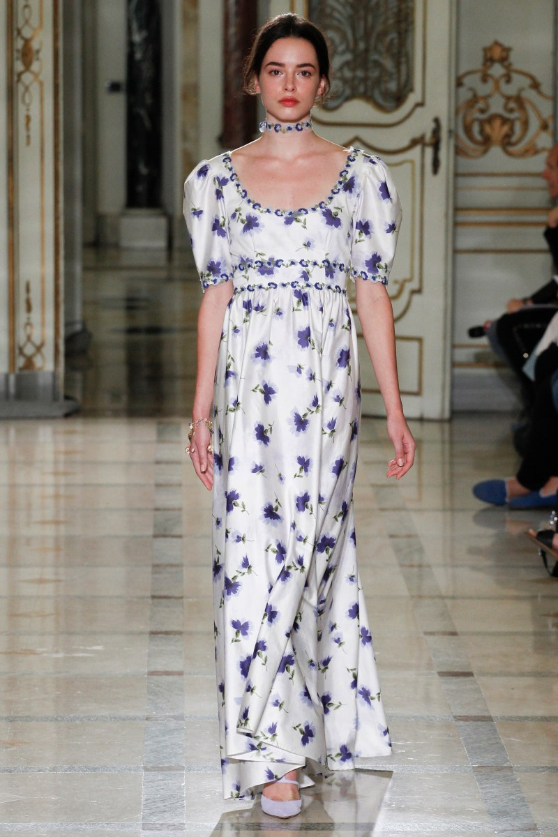Luisa Beccaria Ready To Wear SS 2016 MFW (3)