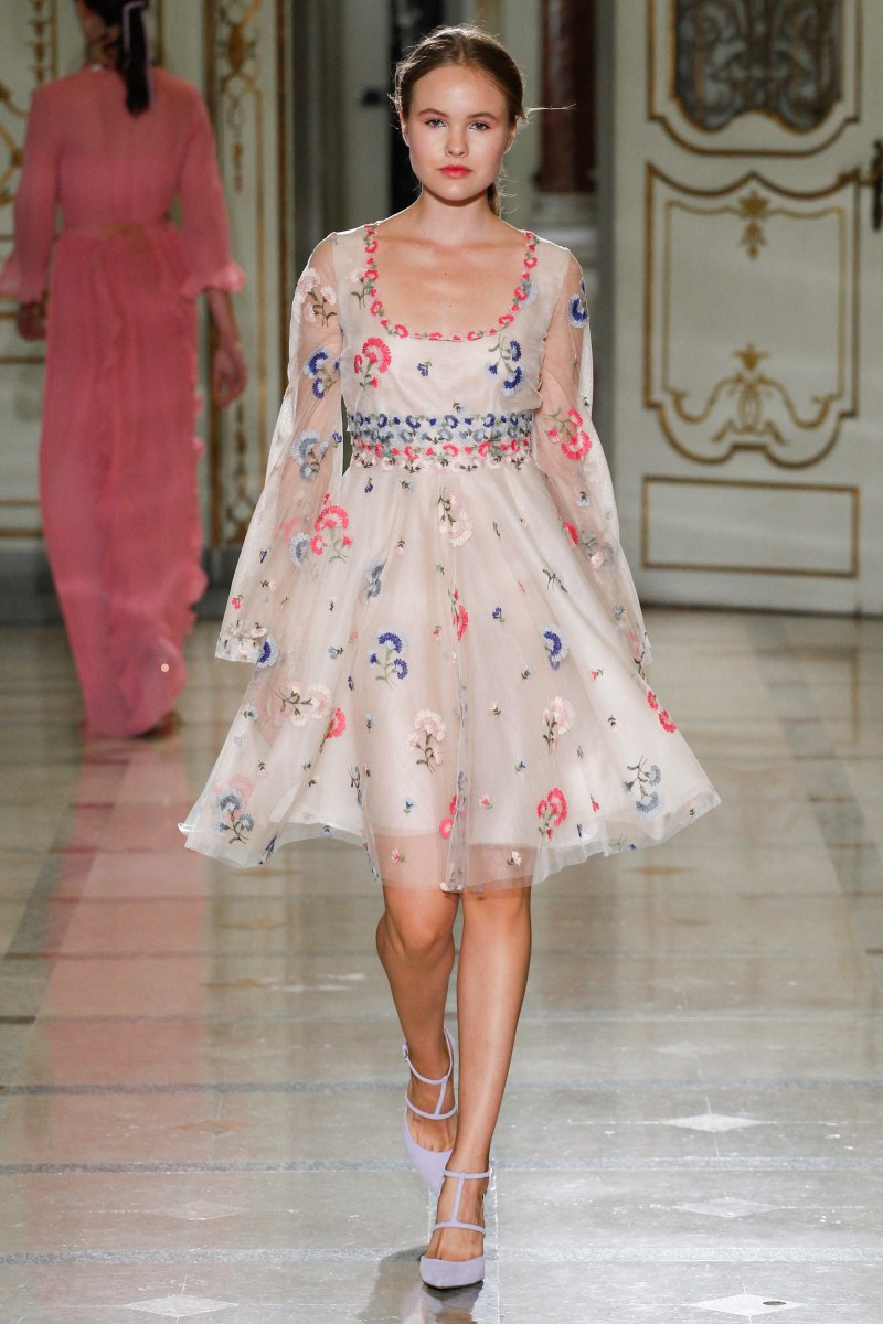 Luisa Beccaria Ready To Wear SS 2016 MFW (30)