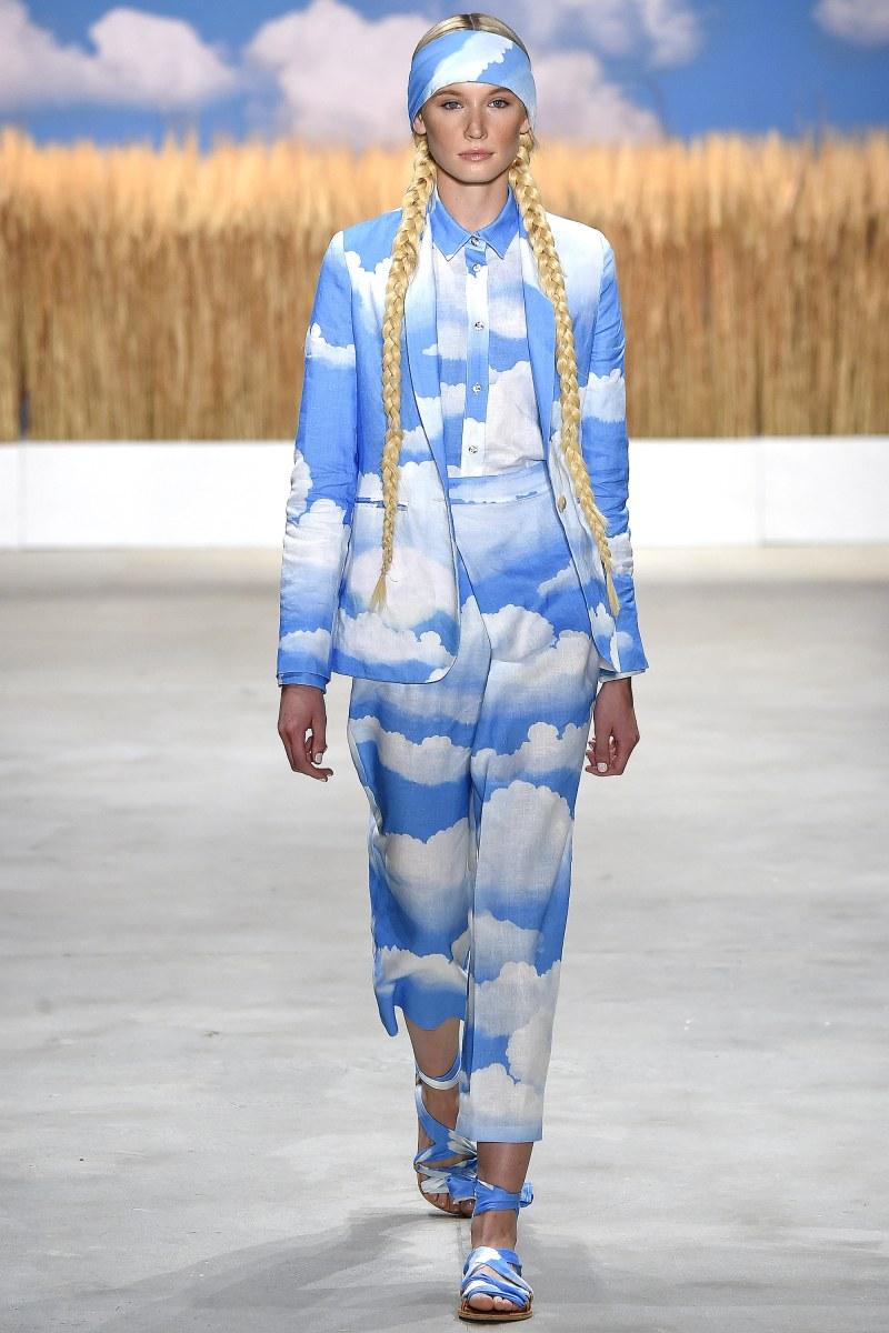 Mara Hoffman Ready To Wear SS 2016 NYFW (1)