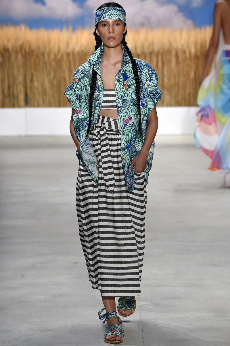 Mara Hoffman Ready To Wear SS 2016 NYFW (13)