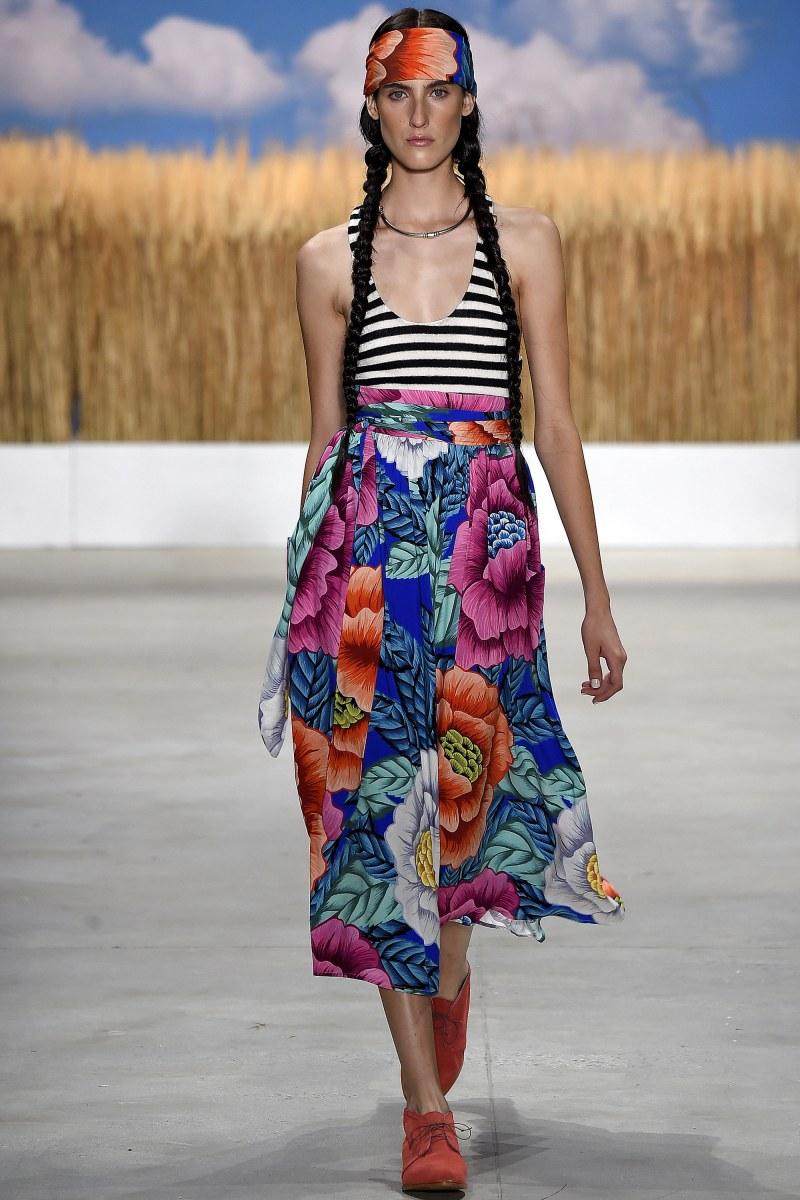 Mara Hoffman Ready To Wear SS 2016 NYFW (15)