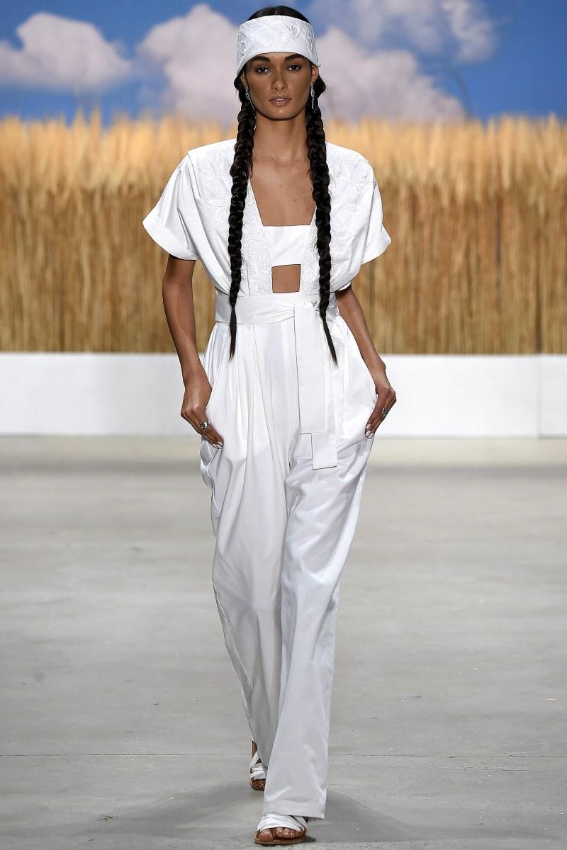 Mara Hoffman Ready To Wear SS 2016 NYFW (24)
