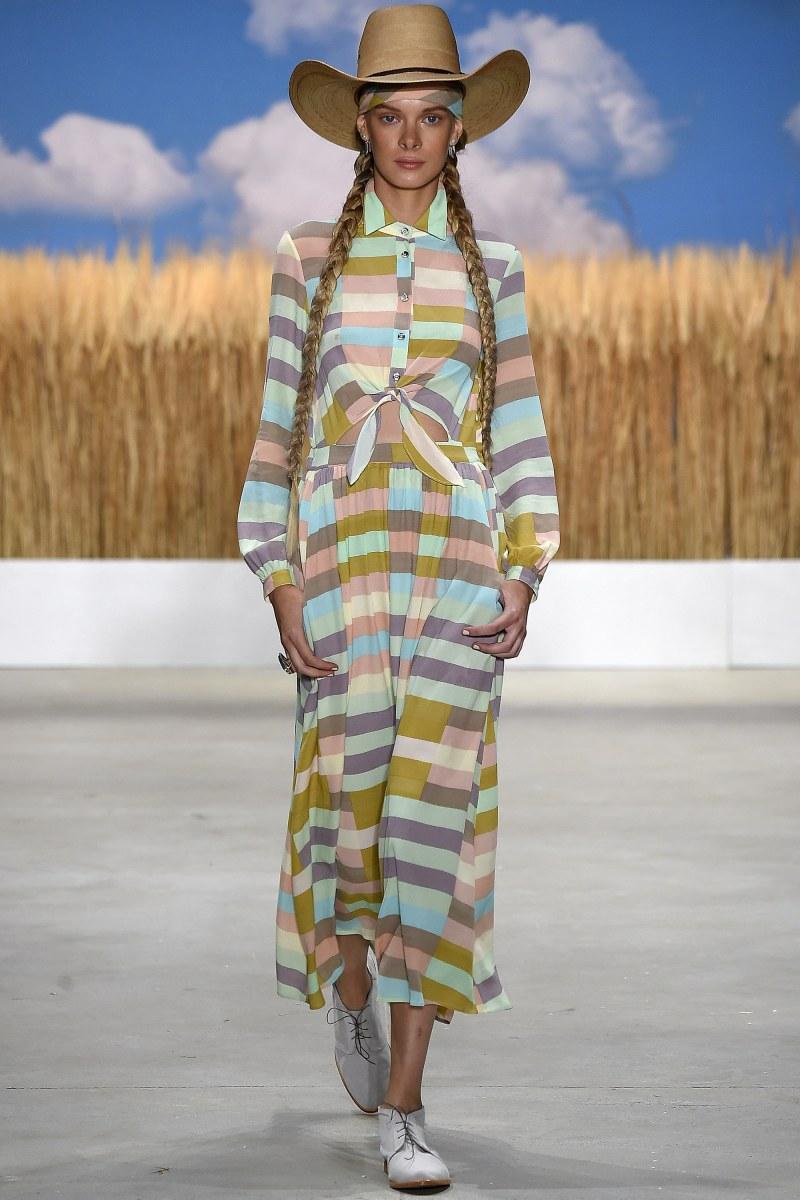 Mara Hoffman Ready To Wear SS 2016 NYFW (33)