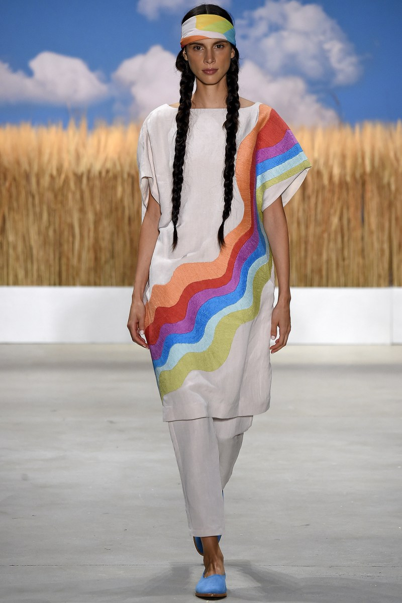 Mara Hoffman Ready To Wear SS 2016 NYFW (7)