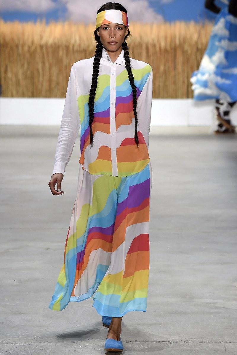 Mara Hoffman Ready To Wear SS 2016 NYFW (9)