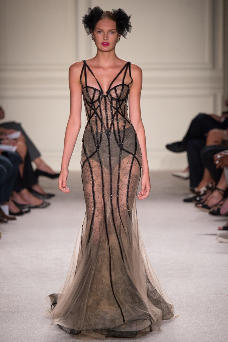 Marchesa Ready To Wear SS 2016 NYFW  (2)
