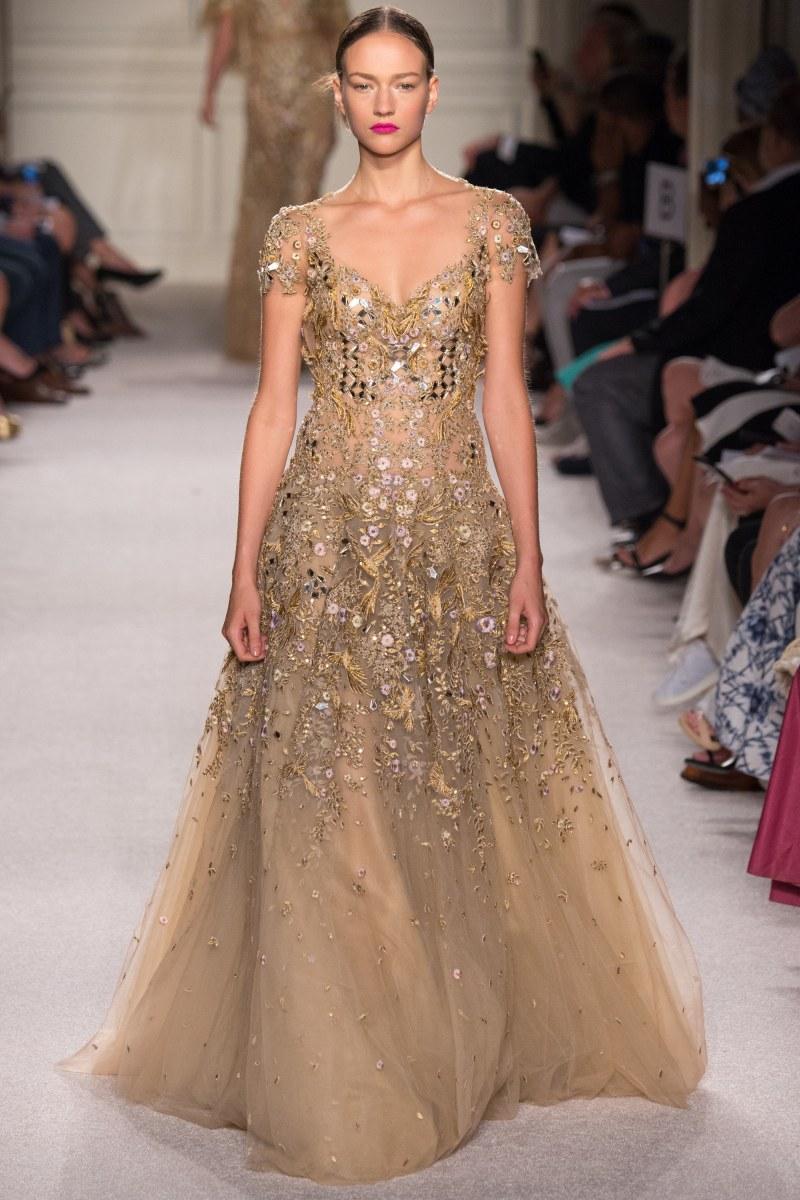 Marchesa Ready To Wear SS 2016 NYFW  (28)