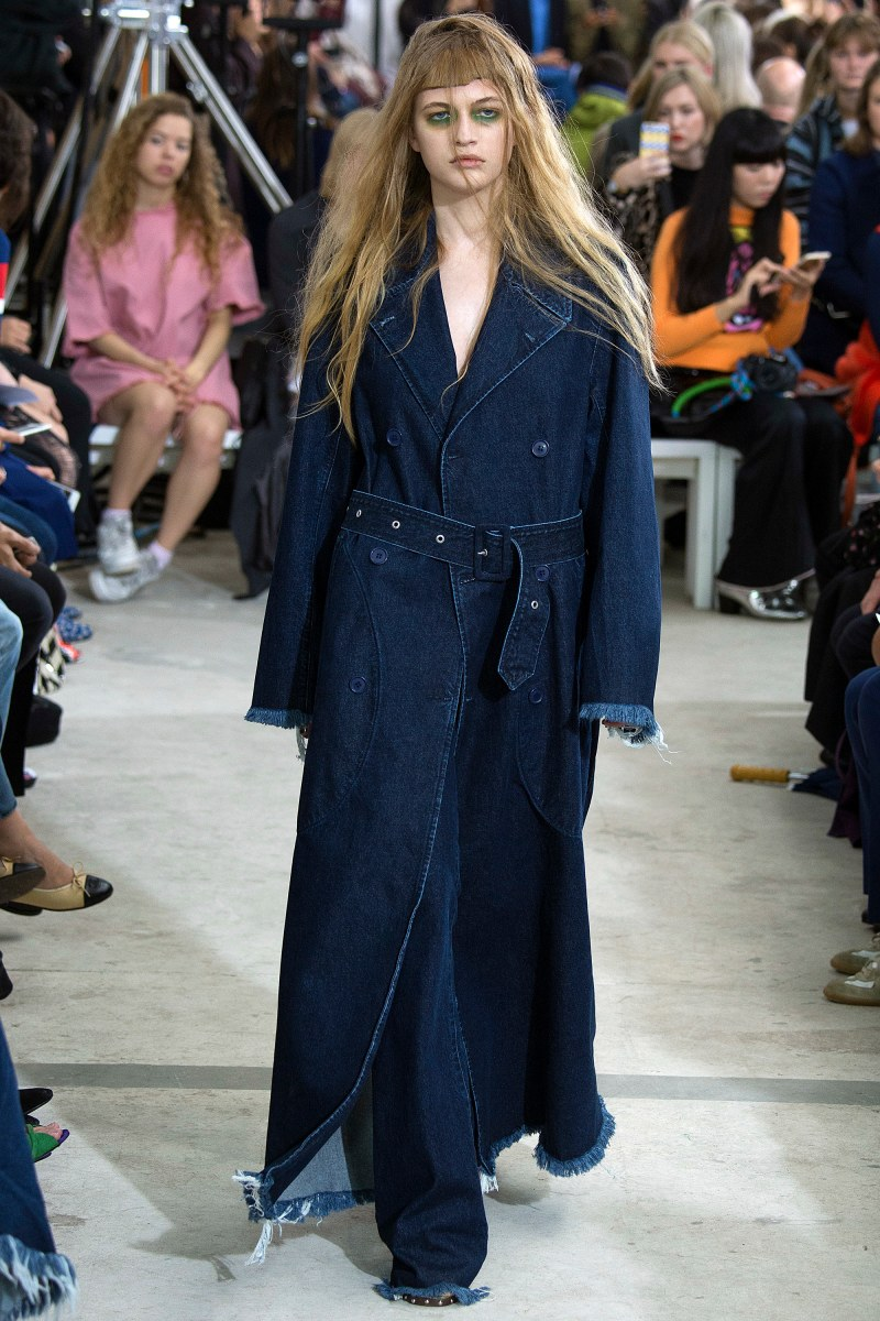 Marques'Almeida Ready To Wear SS 2016 LFW (28)