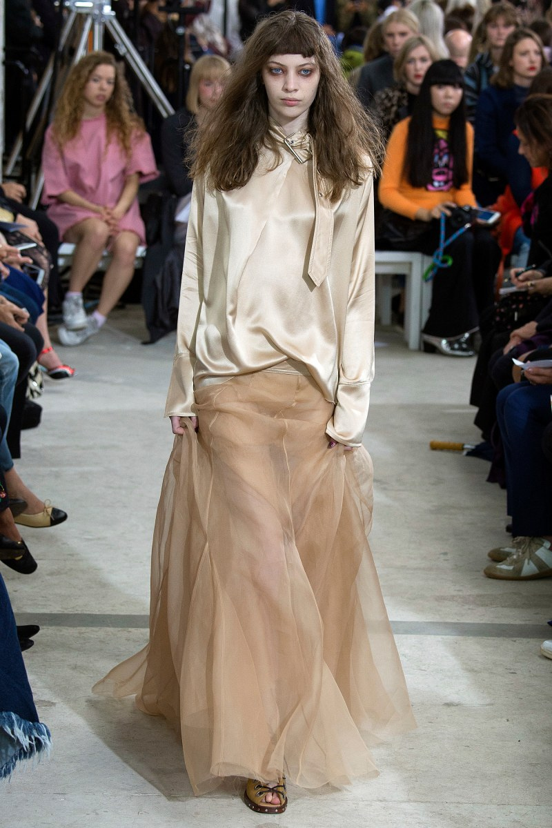 Marques'Almeida Ready To Wear SS 2016 LFW (29)