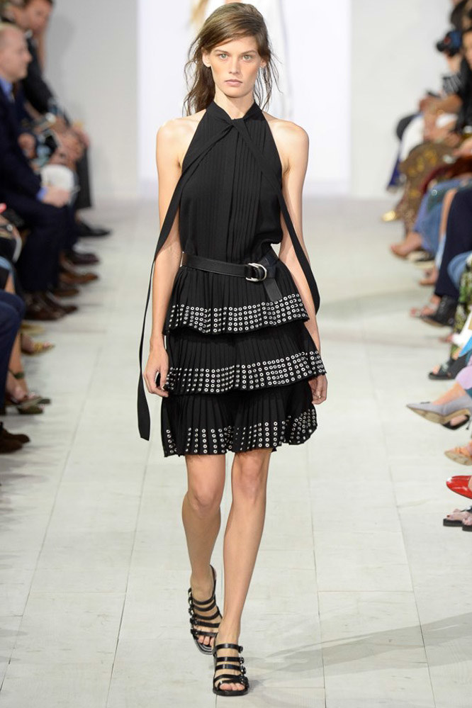 Michael Kors Ready To Wear SS 2016 NYFW (12)
