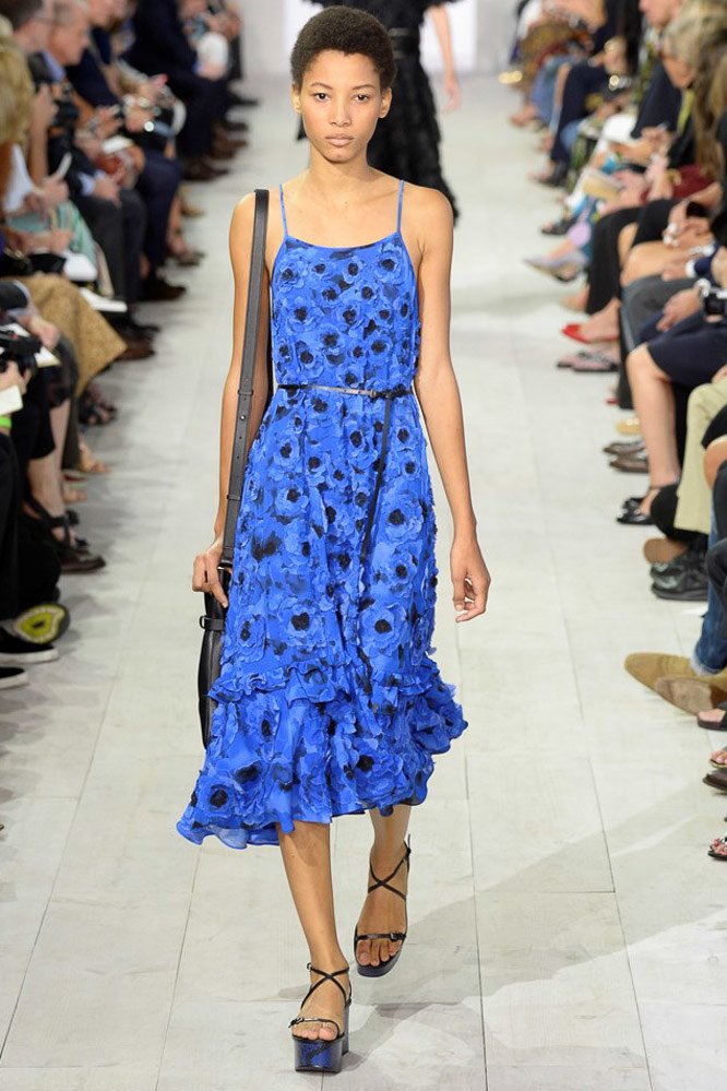 Michael Kors Ready To Wear SS 2016 NYFW (14)