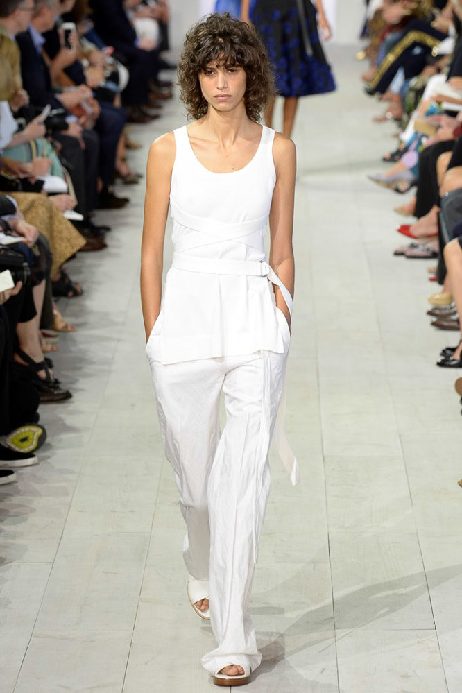 Michael Kors Ready To Wear SS 2016 NYFW (17)