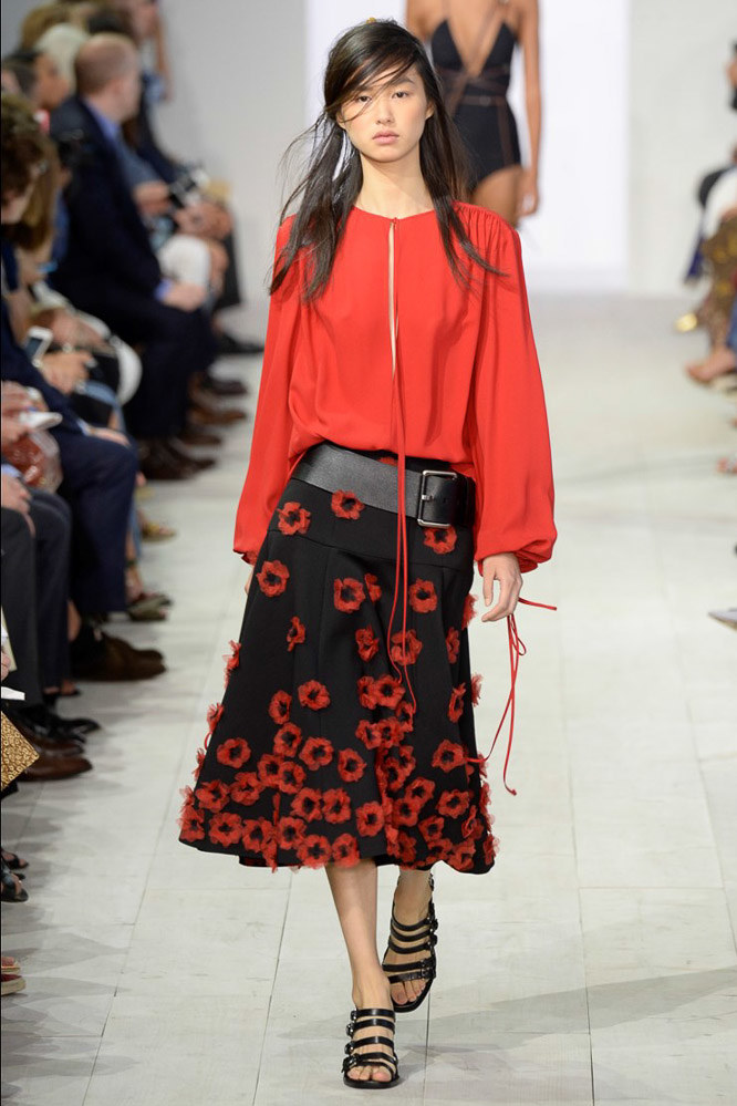 Michael Kors Ready To Wear SS 2016 NYFW (22)