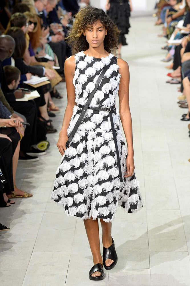 Michael Kors Ready To Wear SS 2016 NYFW (26)