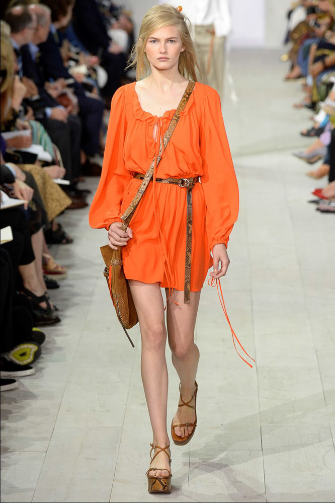 Michael Kors Ready To Wear SS 2016 NYFW (35)