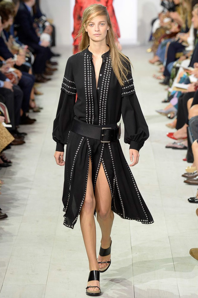 Michael Kors Ready To Wear SS 2016 NYFW (9)
